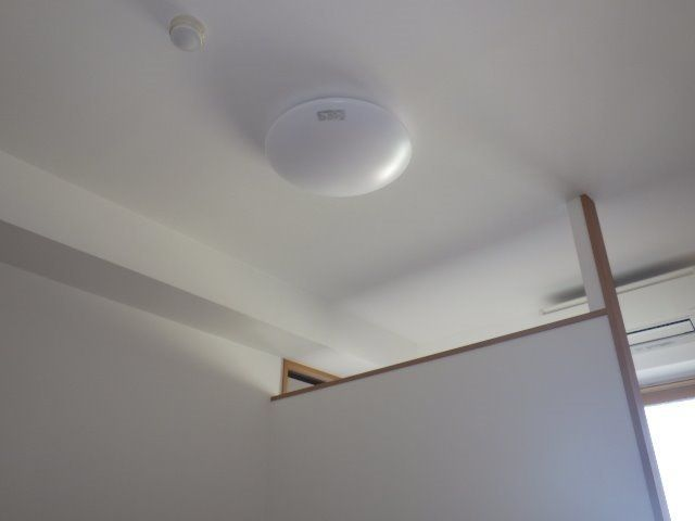 全室照明器具つきです