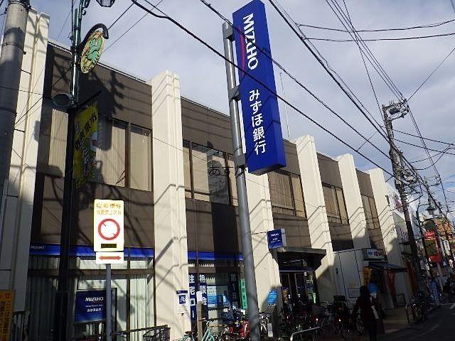 駅前のみずほ銀行
