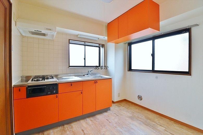 広めで使いやすいキッチン