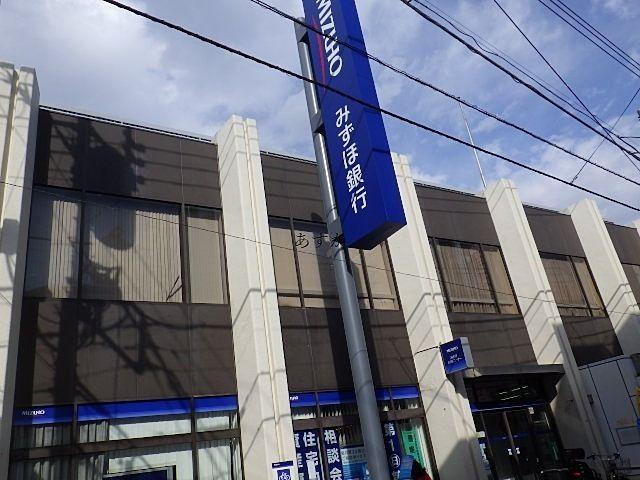 北口駅前の銀行