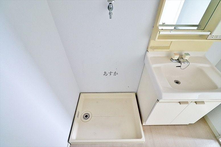 洗面室の防水パン