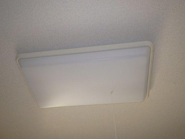 7畳洋室の照明