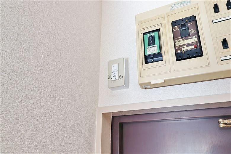光とWi-Fiが無料で利用できます。