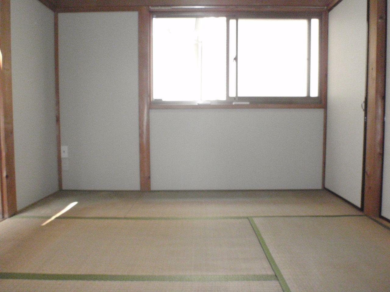 居間として使用できる1階居室