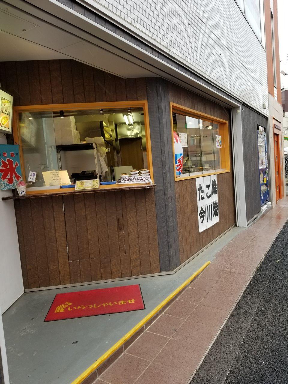 小さなお店なので気軽に立ち寄れます。