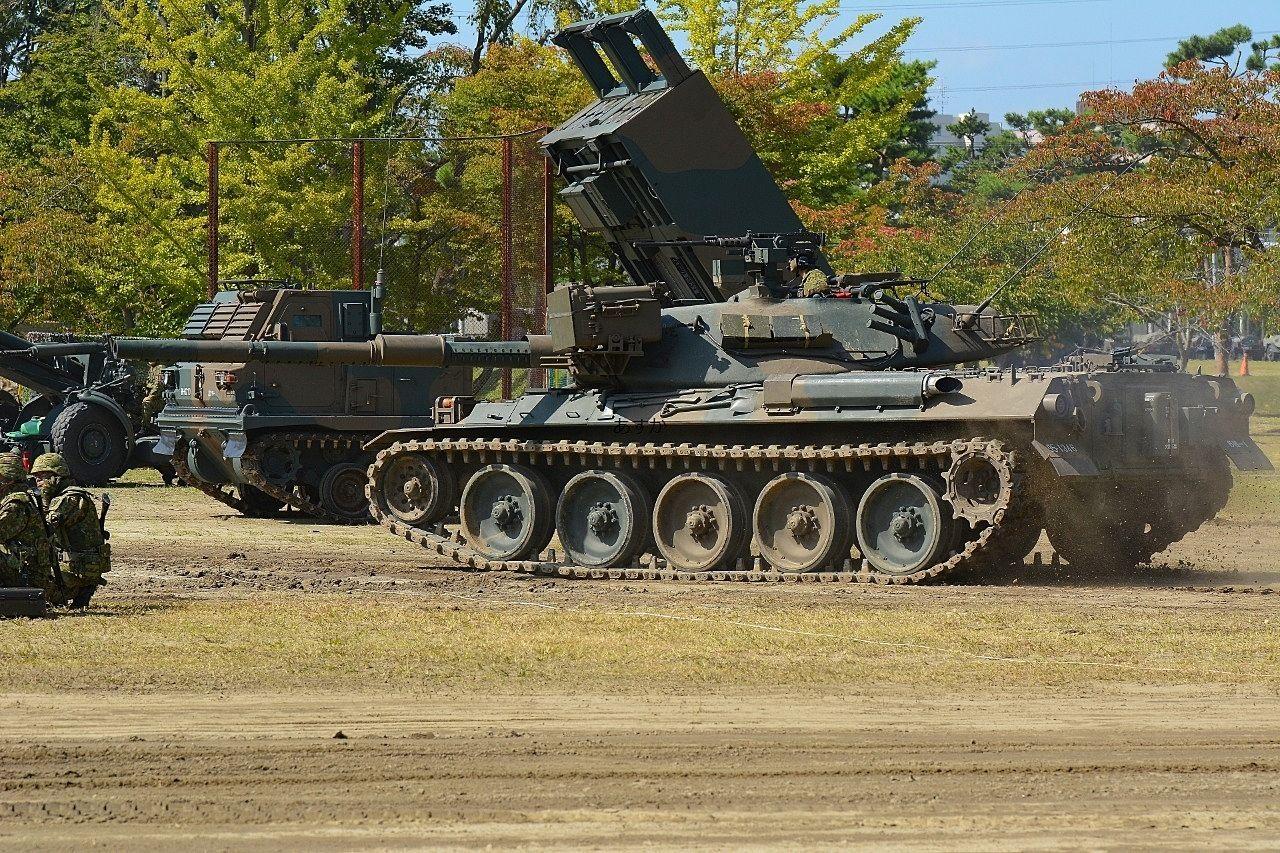 こんな戦車に触れられるかも