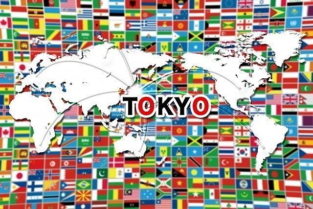 東京オリンピック聖火リレーが日本全国をまわります。