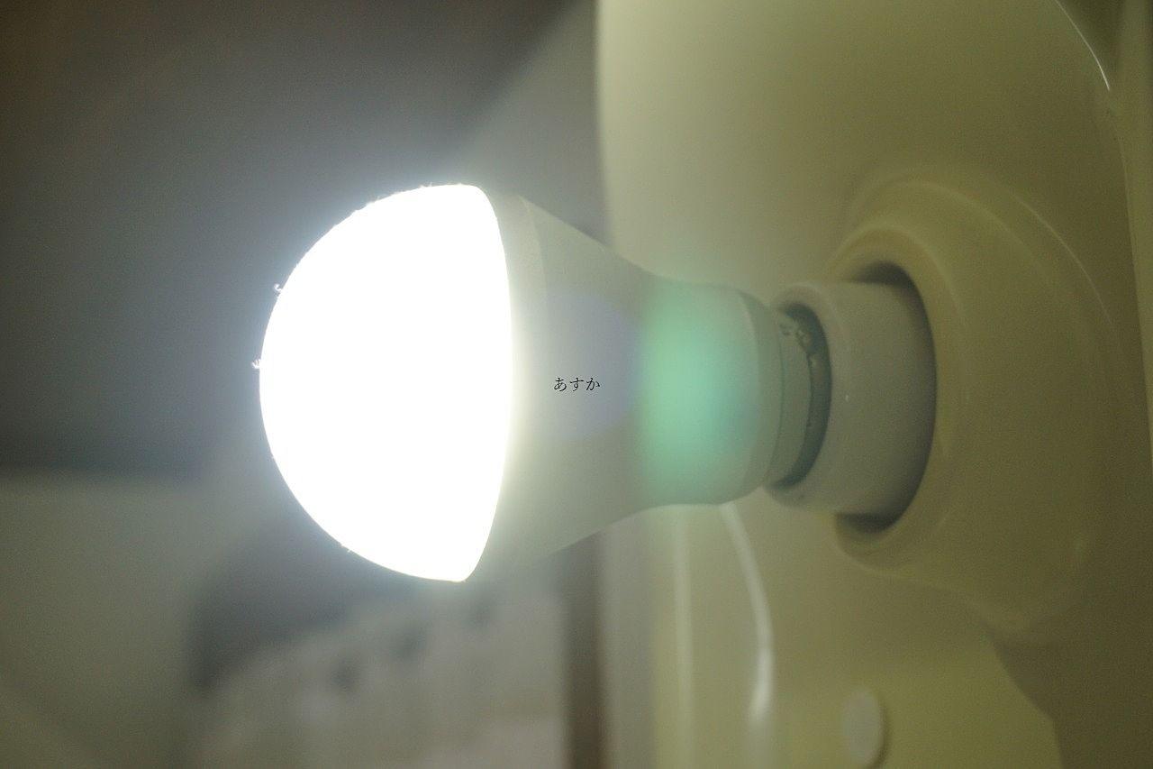明るいLED電球