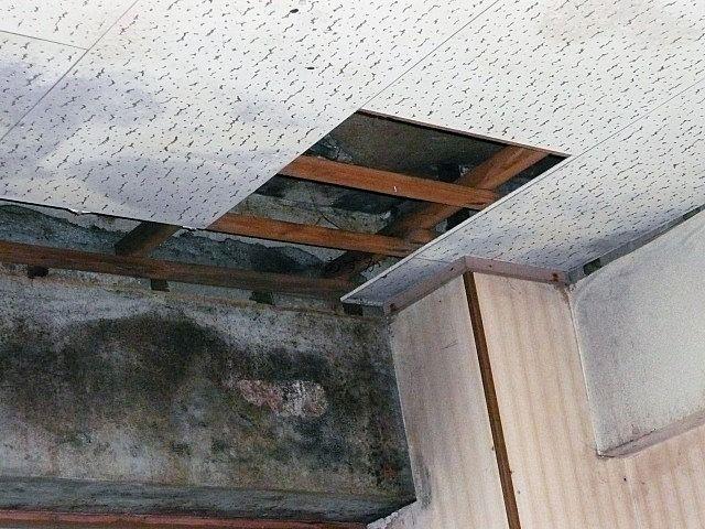 上階からの水漏れ事故