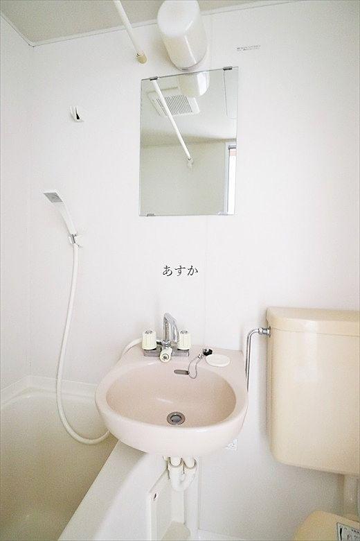 気持ちよくきれいになった浴室