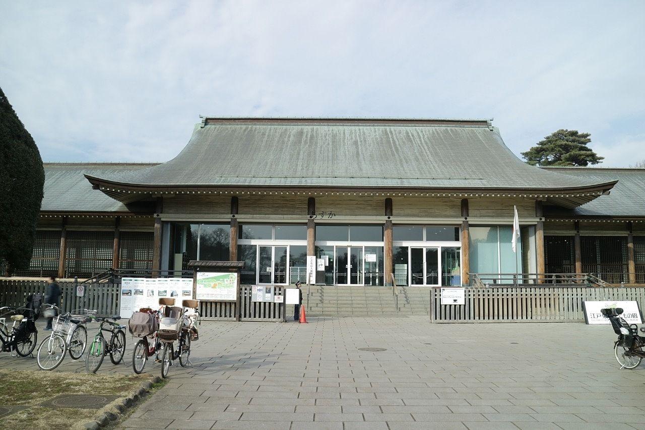 小金井公園内の建物