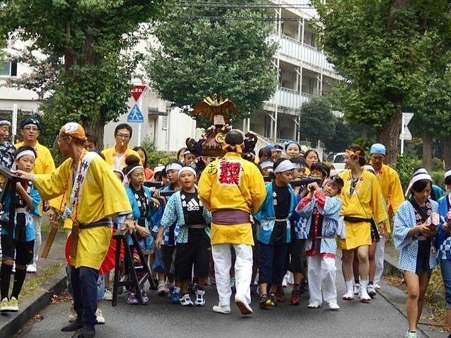 谷戸ふるさと祭りが今年も開催 何と第65回を迎えます。