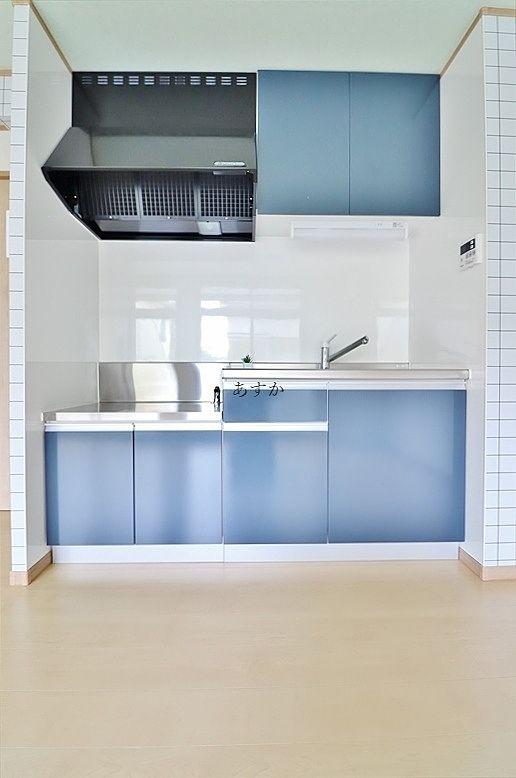 壁には使いやすいキッチンパネルで掃除も楽々