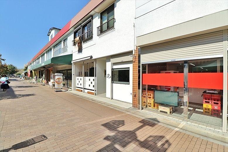 東久留米滝山団地内の活気ある商店街。お店をやってみませんか?