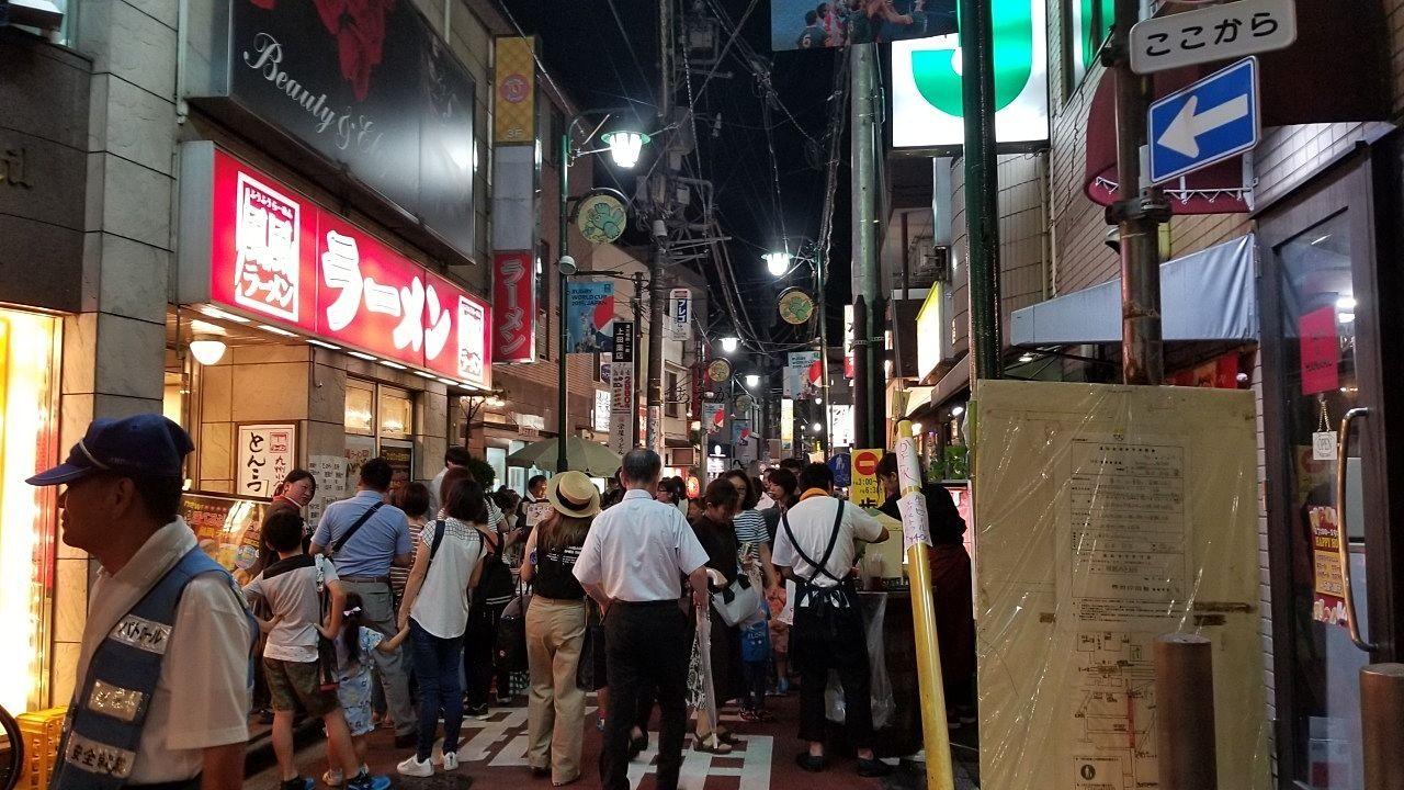 ひばりが丘北口商店街ウィンターセール始まる!