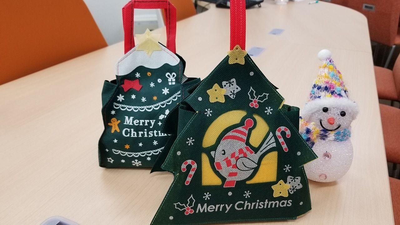 西東京名物 旭製菓のクリスマスです