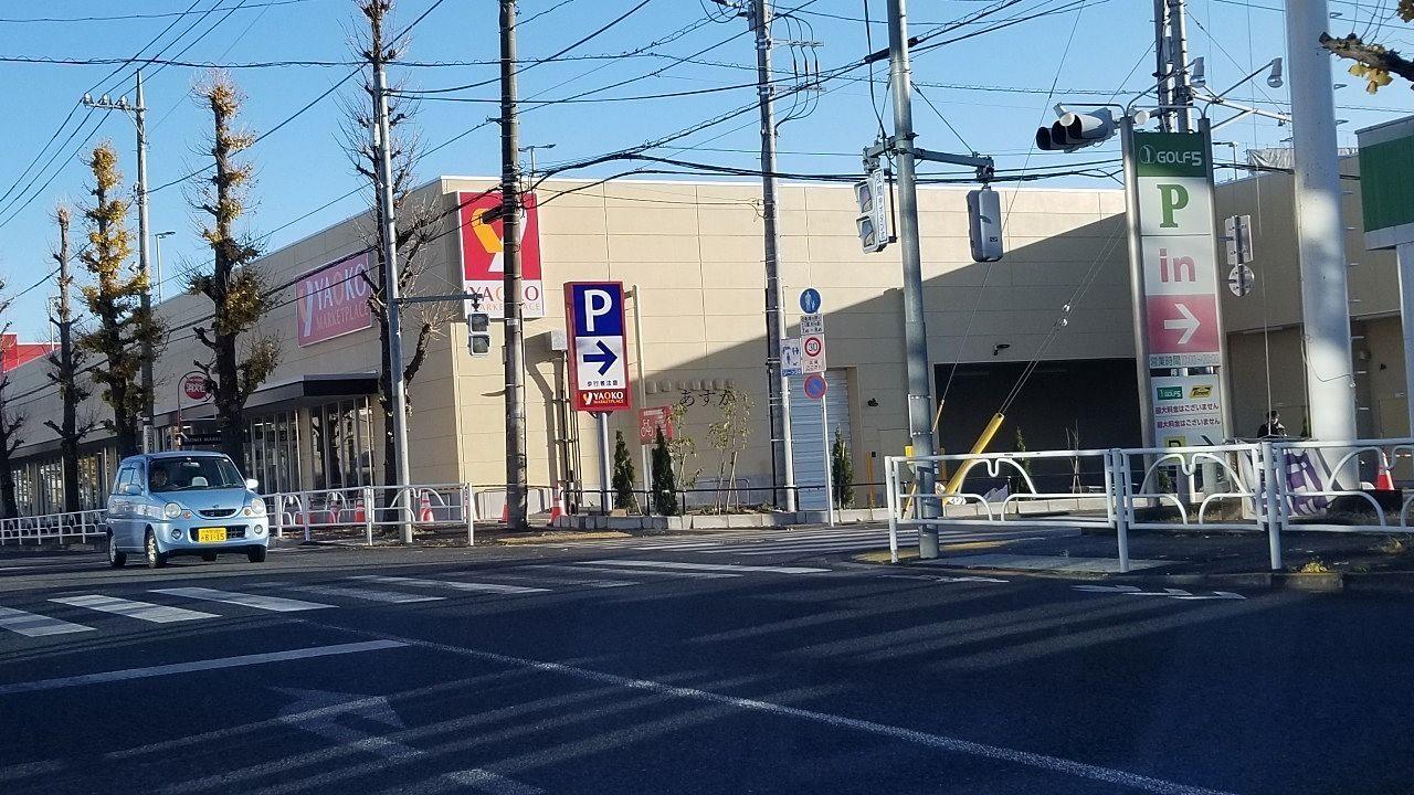 現在の店舗の様子、ほとんど完成しているようです。