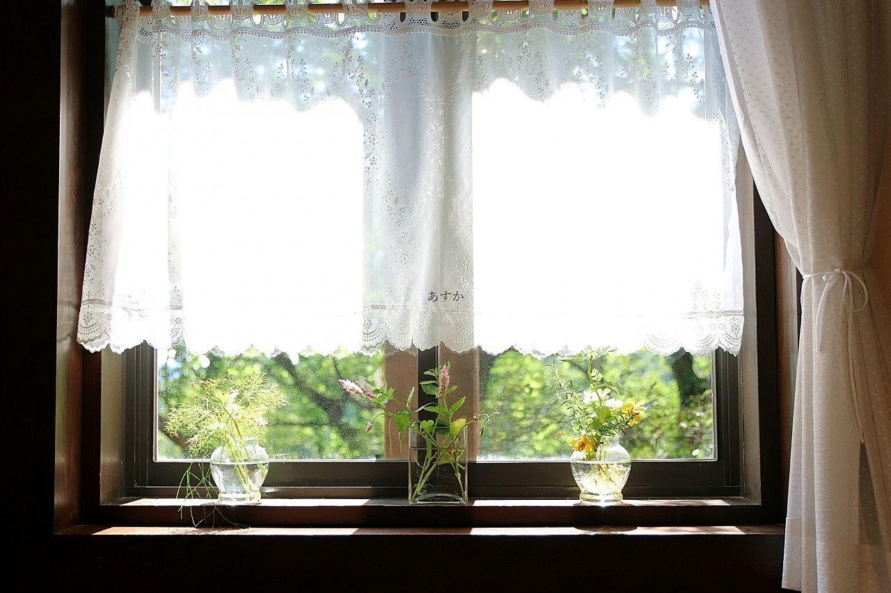 陽射しの入る明るいお部屋