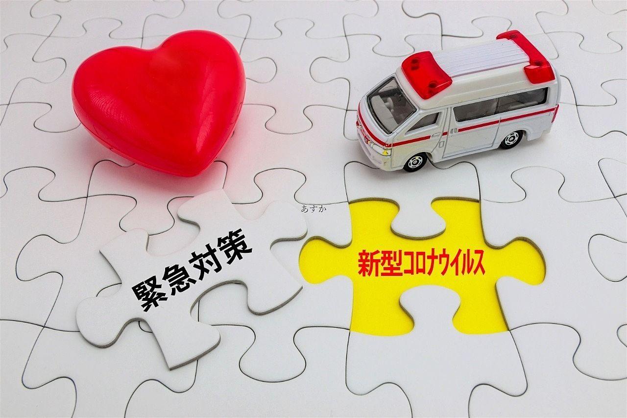 西東京市内での「コロナウィルス感染症に対する対策」