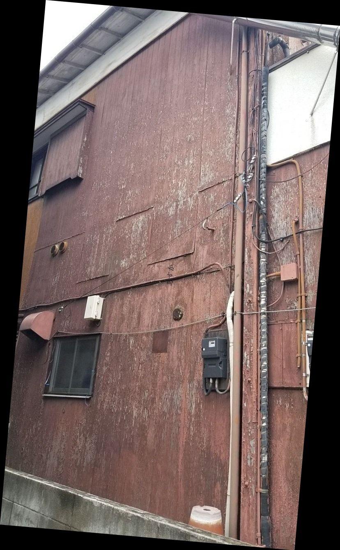 老朽化したアパートのこれから  ②