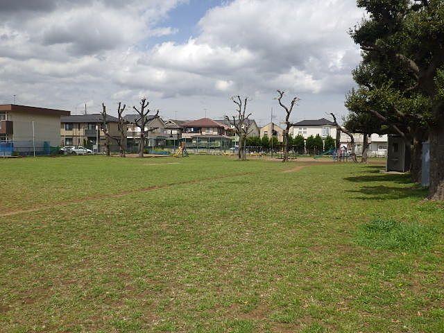 ゲームの楽しめる広場