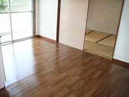 DKの床も貼り替え済み