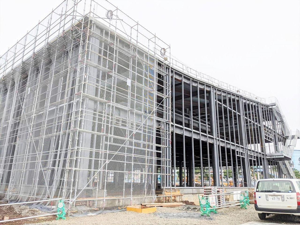 西東京市田無に大型ホームセンター【コーナン】がこの夏オープン予定。