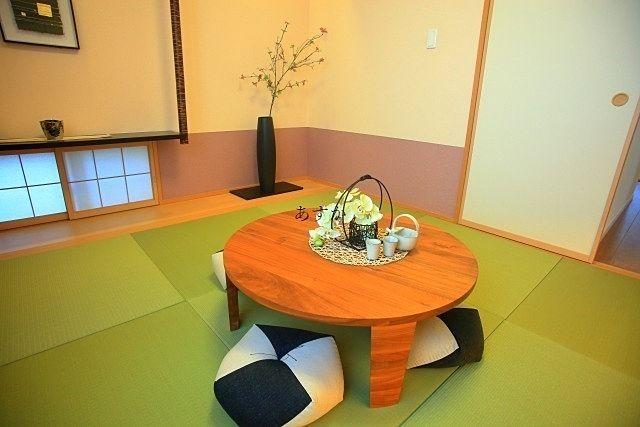おしゃれな和室のイメージ