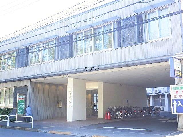 ひばりヶ丘駅徒歩圏の総合病院【田無病院】