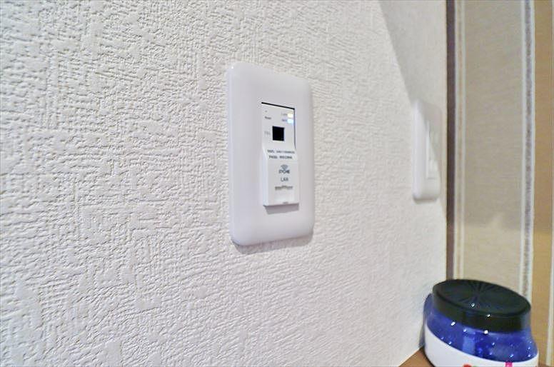 LAN接続、Wi-Fiアクセスポイント
