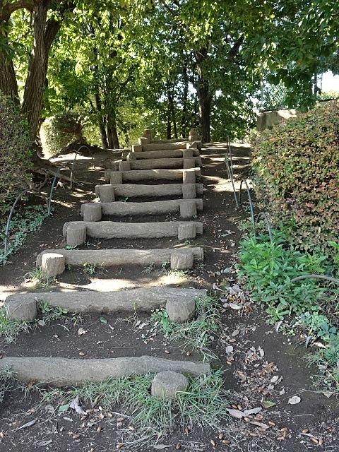 ちょっとした冒険の出来る階段