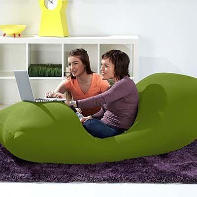 どんな形にもできるソファー