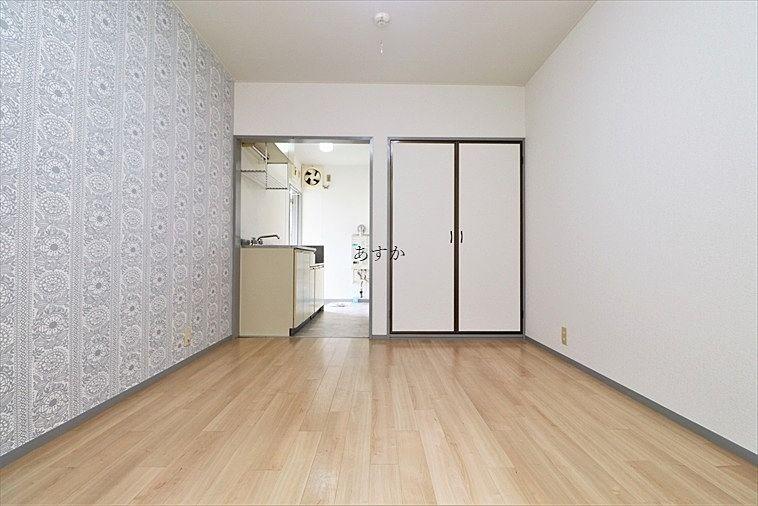 古くなって空室期間が長くなった賃貸物件。