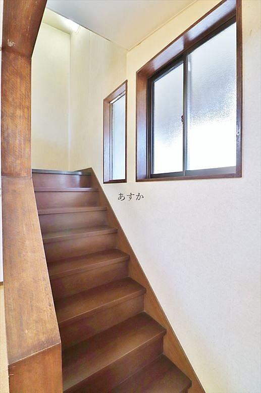 リビングを通って2階へ