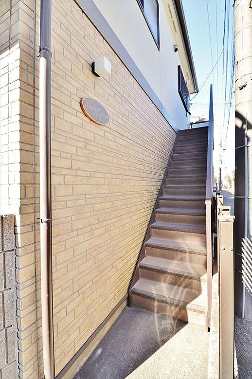 2階の入口