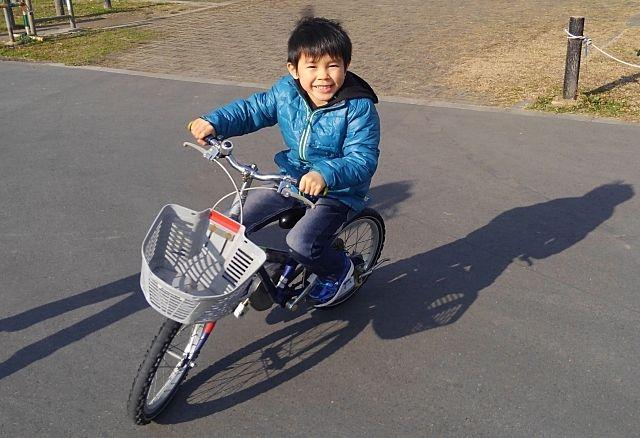 子供の自転車も危険が一杯