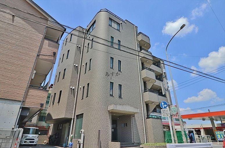 5階建てマンション