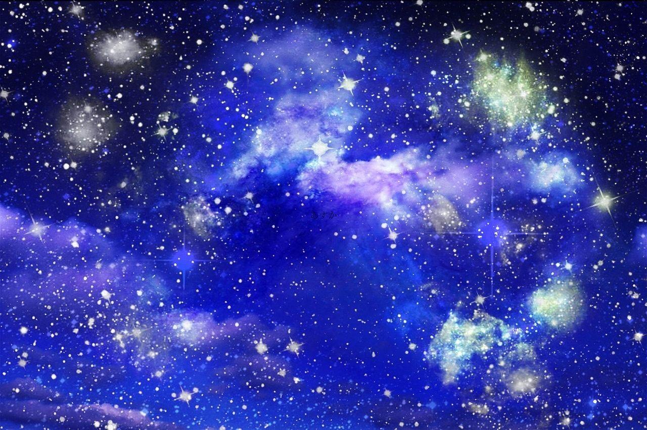 美しい星空を視ましょう