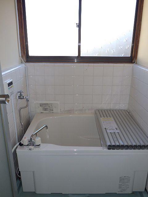 バランス釜からリフォームしたお風呂