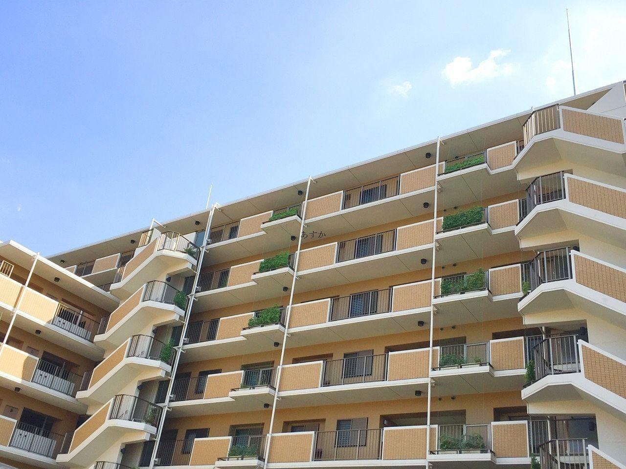 鉄筋コンクリートのマンション
