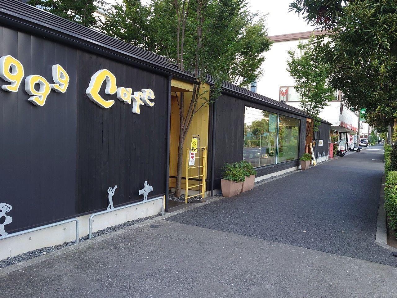 新小金井街道沿いの店舗