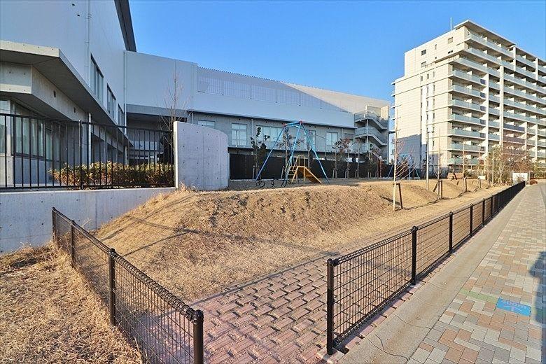 新校舎の外観