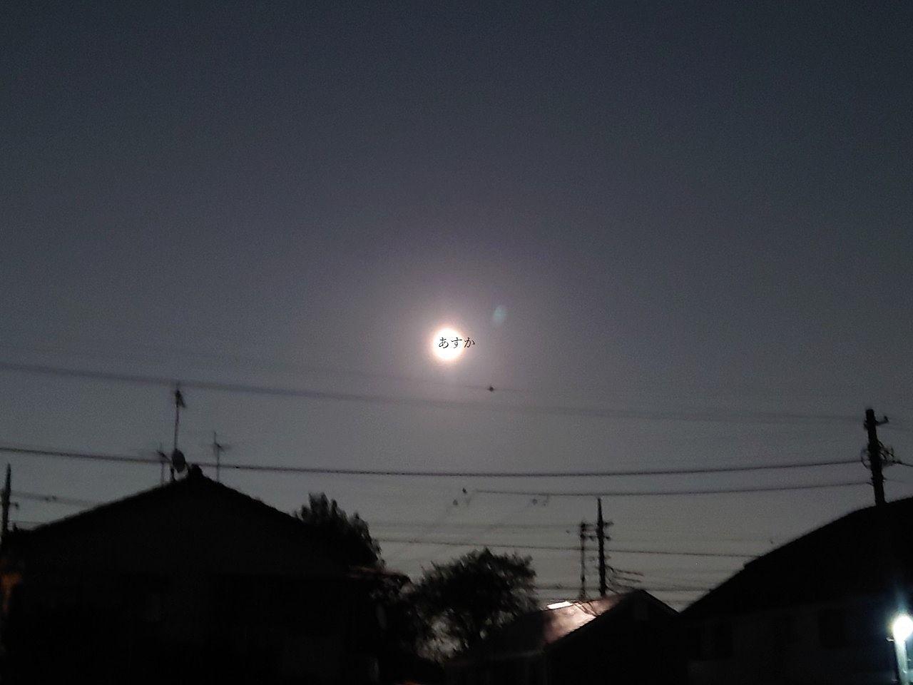 今夜は中秋の名月。お月見団子を飾りたい!