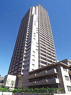 高層マンションの写真