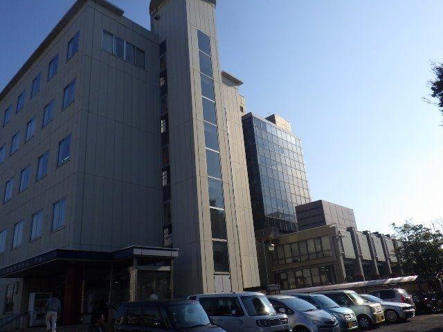 現在の庁舎