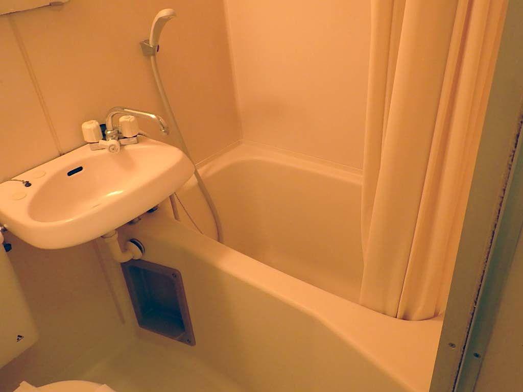 よくあるタイプのバストイレ