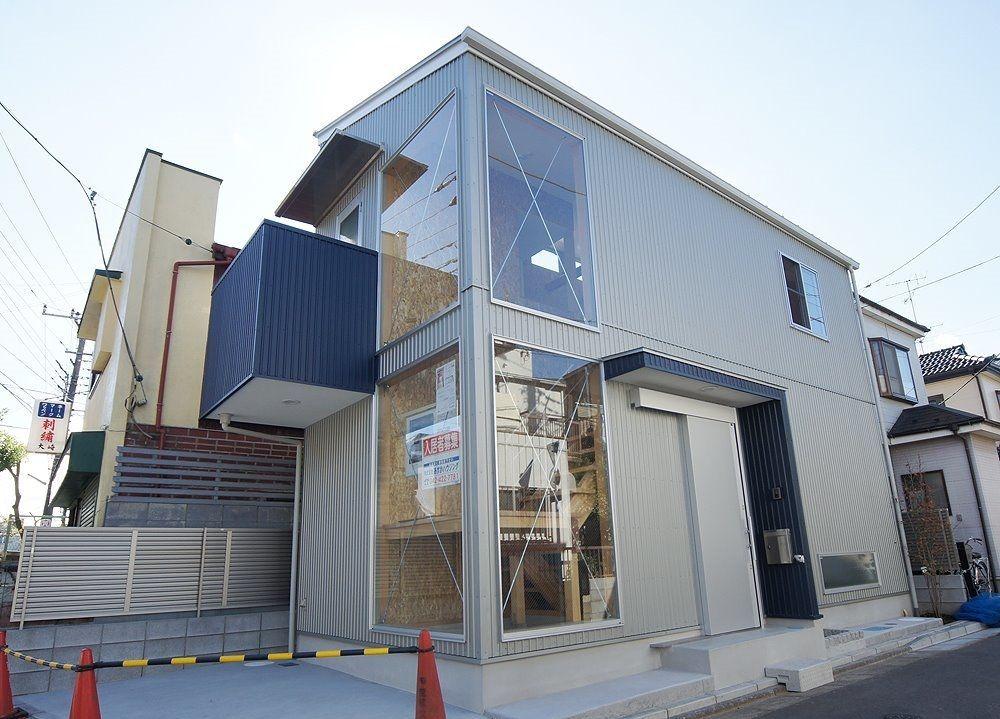 賃貸用に設計した新築戸建て