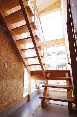 階段下は収納にもなります。