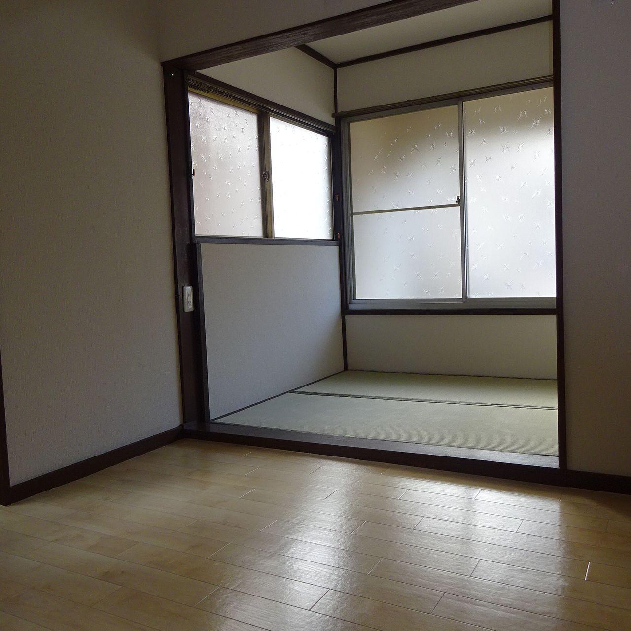 畳2帖のスペース
